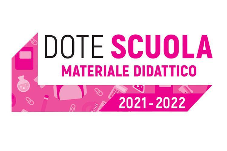 Dote Scuola Materiale Didattico e Multimediale 2021-2022