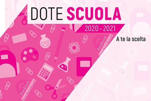Dote Scuola 2020/2021